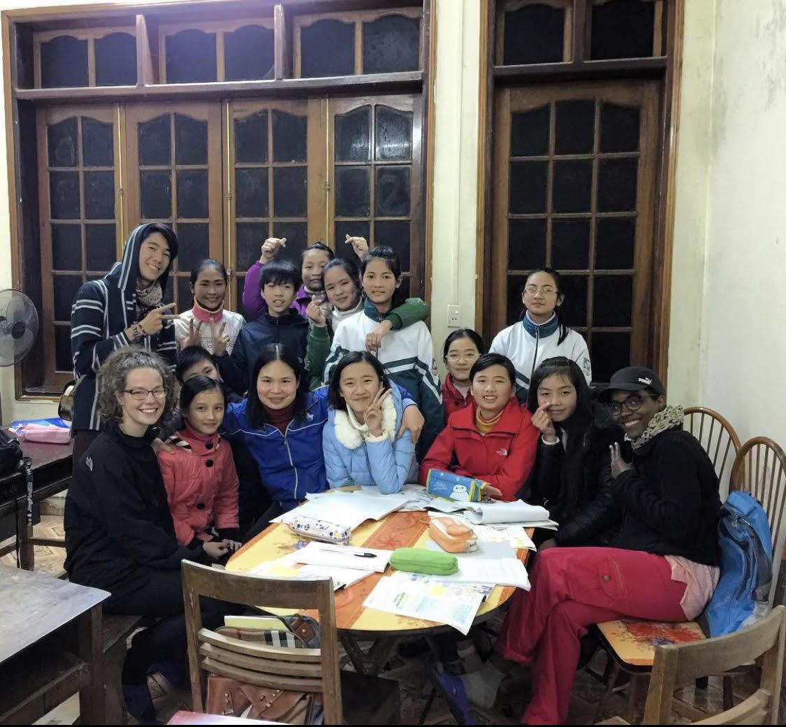Travelteer   Bac Ha, Vietnam